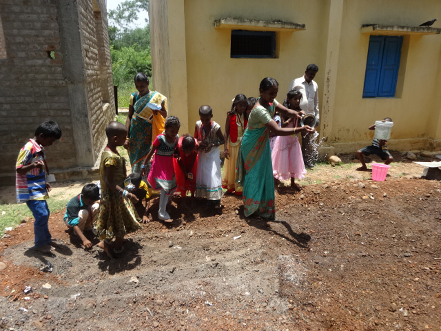 Value ased Agriculture training among children (1)