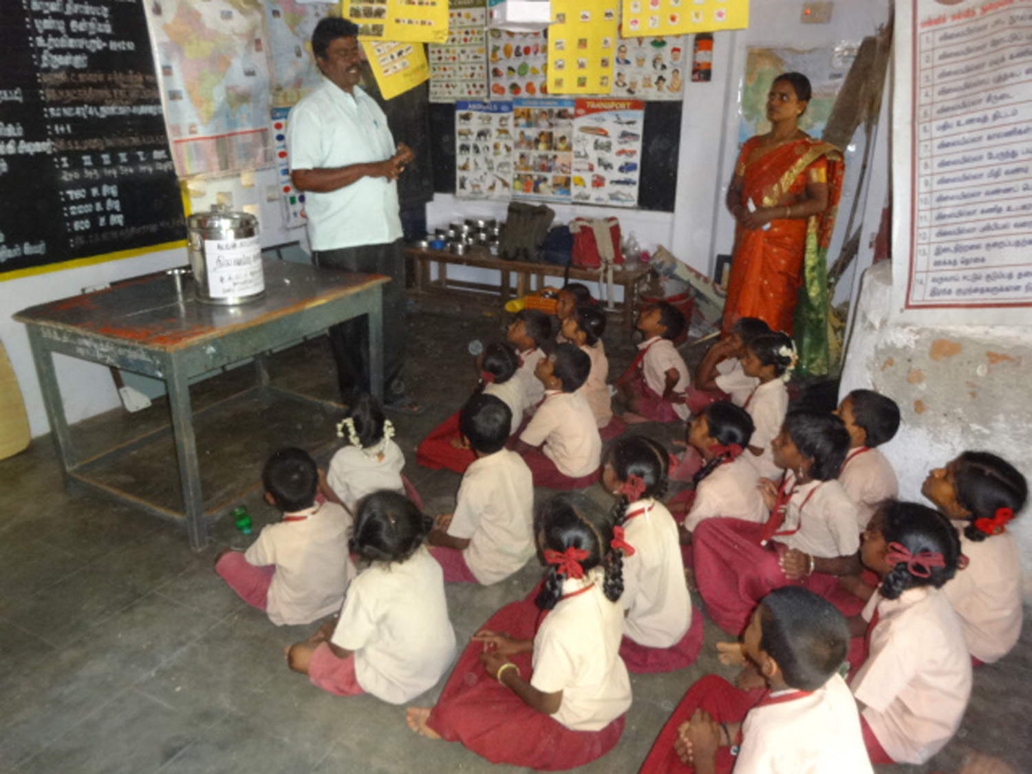Value ased Agriculture training among children (10)