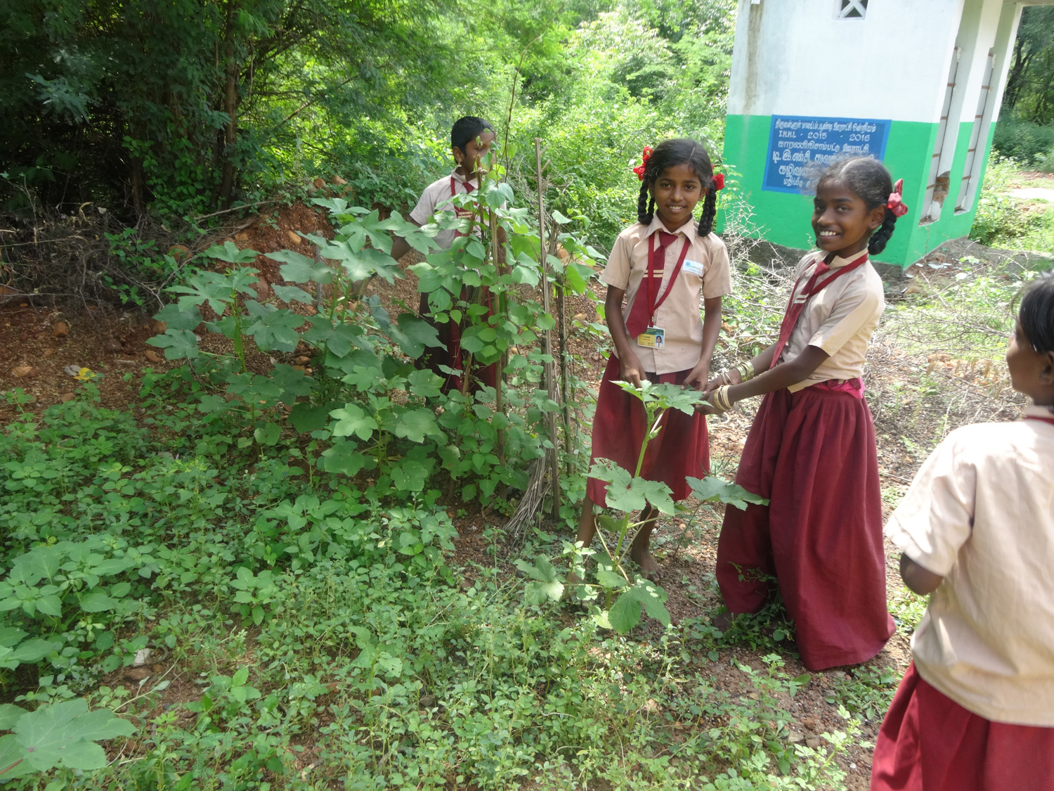 Value ased Agriculture training among children (3)