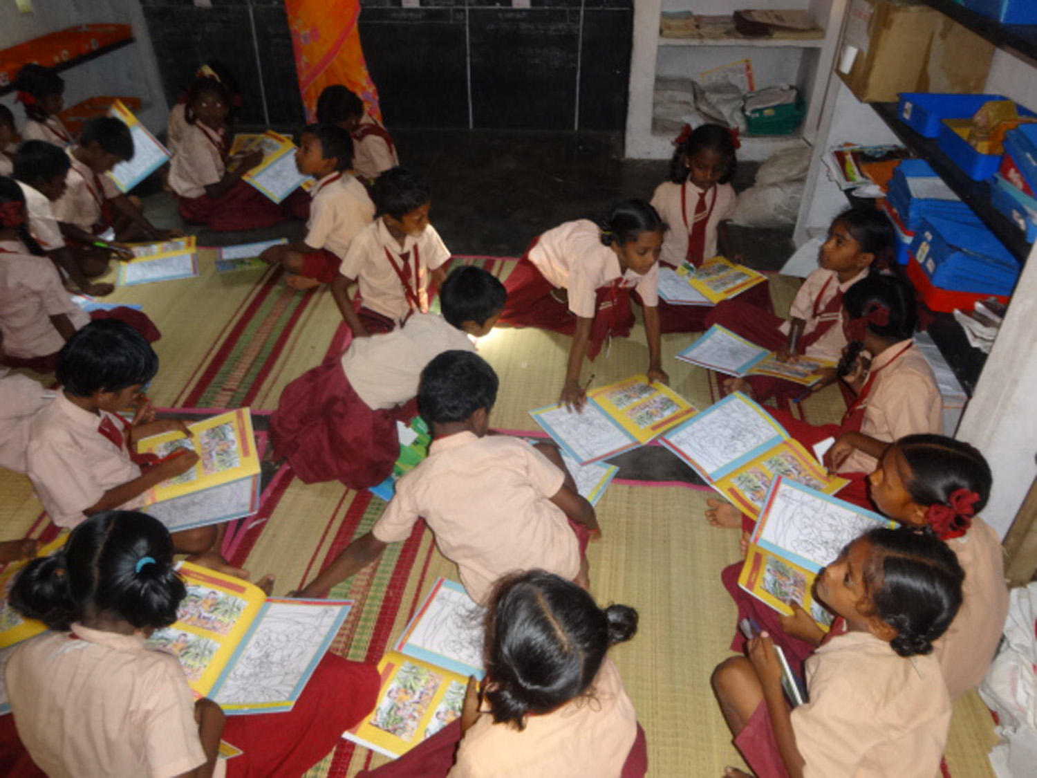 Value ased Agriculture training among children (4)