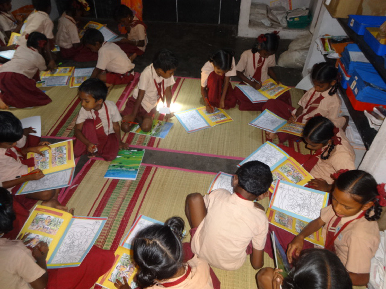 Value ased Agriculture training among children (5)
