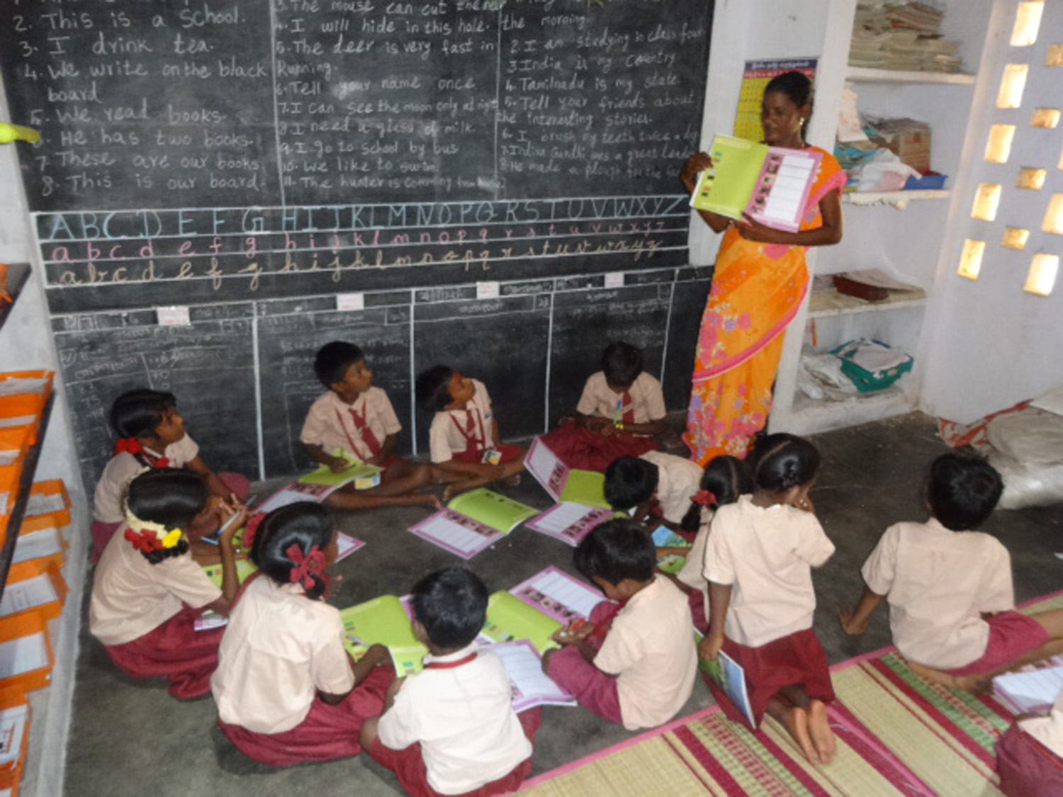Value ased Agriculture training among children (6)