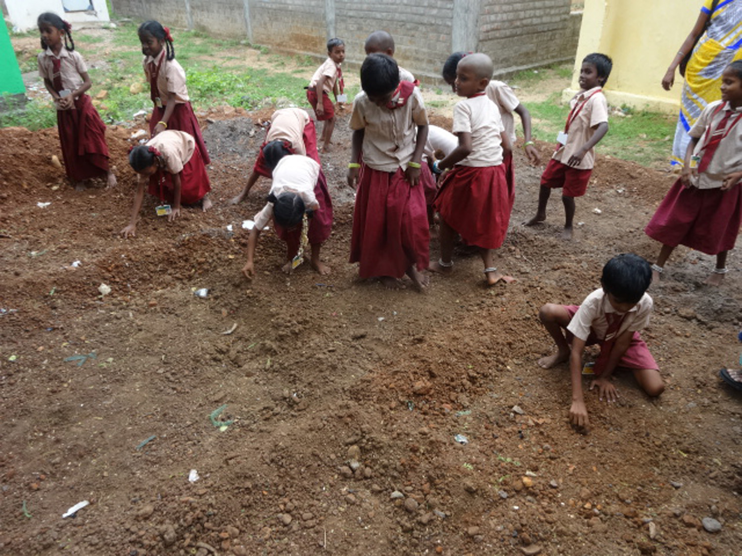 Value ased Agriculture training among children (7)