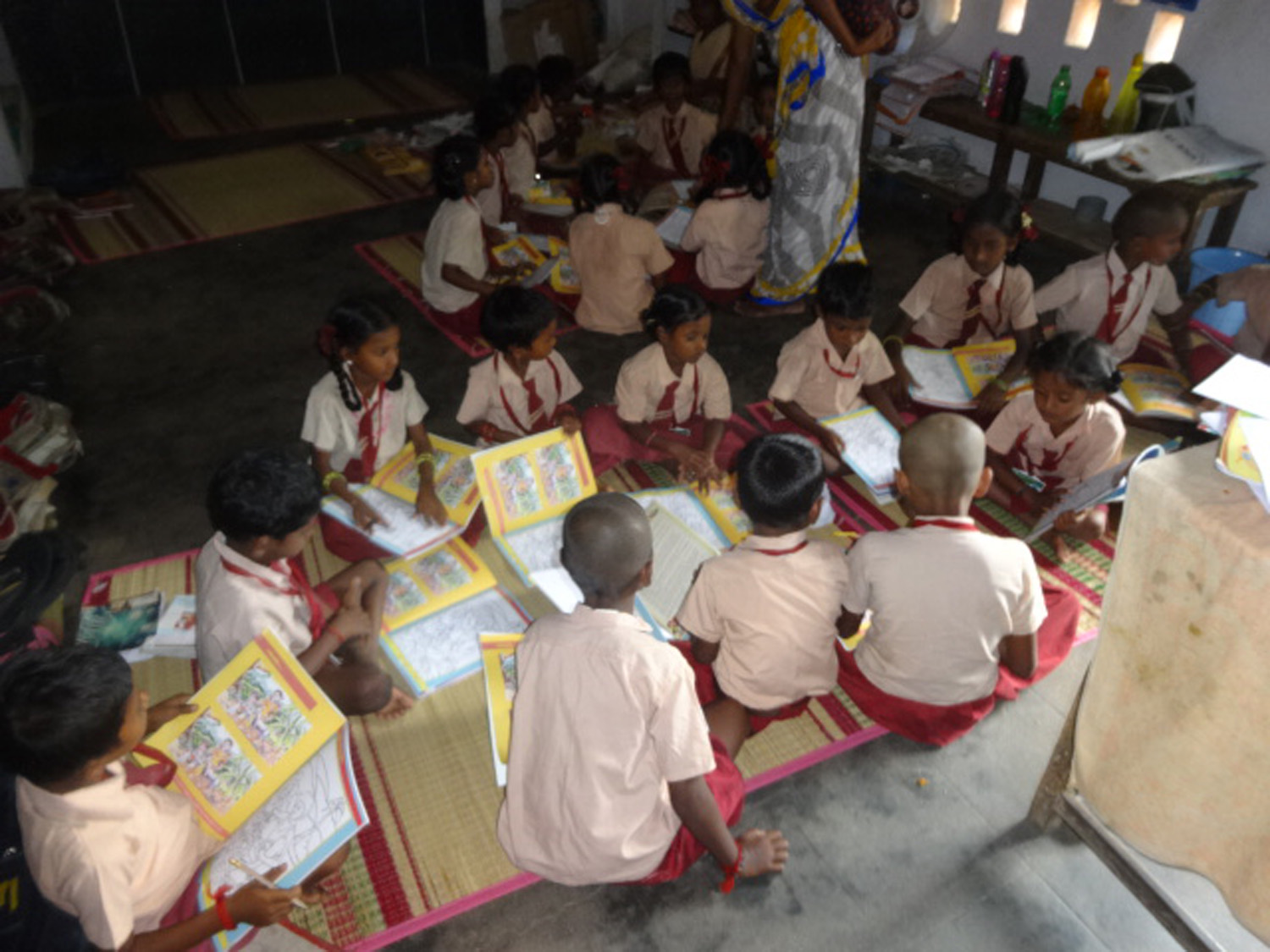 Value ased Agriculture training among children (8)